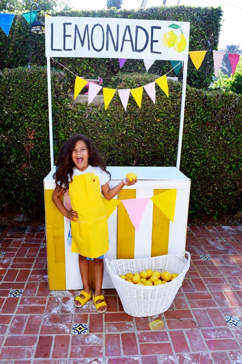 Liv's Lemonade Stand