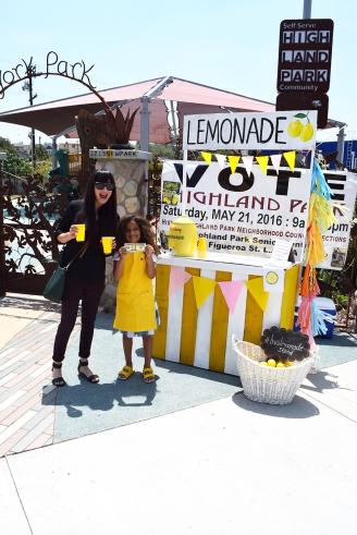 lisa lemonade